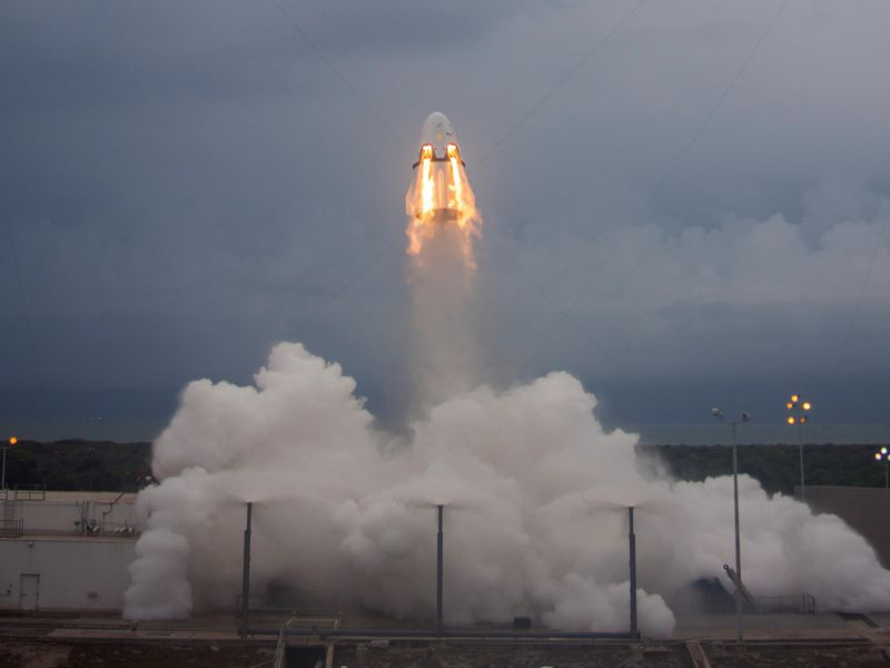 Boeing's Starliner Pad Abort Trial Completed Successfully