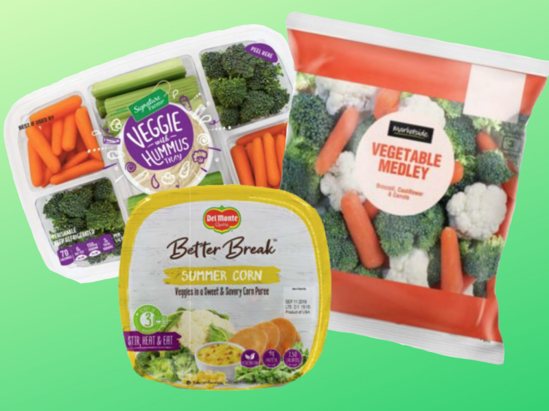 Over 100 Vegetable Products Called Back Over Listeria Concerns
